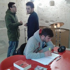 Aula studio - Casa Cava
