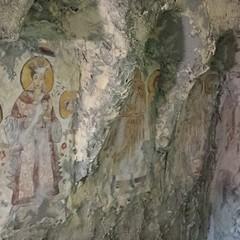 La Cripta del Peccato Originale nel presepe di Artese