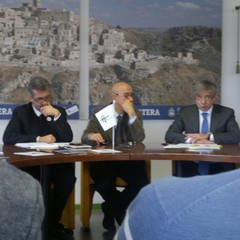Conferenza stampa Matera 2019