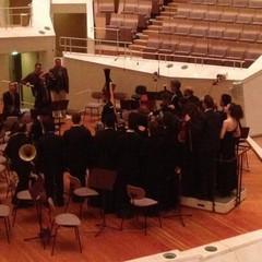 Concerto a Berlino per Matera2019