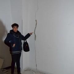 Sgomberato edificio in via Casalnuovo