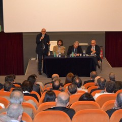 L'intervento dell'onorevole Fioroni con Spada