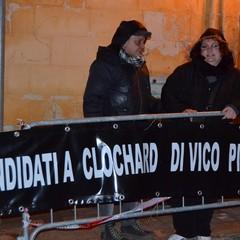Vico Piave, iniziata la protesta dei residenti