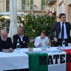 Onorevole Meloni a Matera per il centrodestra