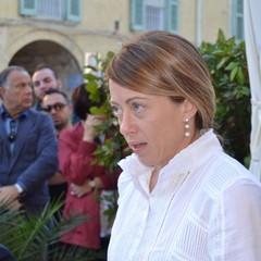 Giorgia Meloni a Matera
