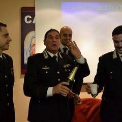 Conferenza fine anno Carabinieri