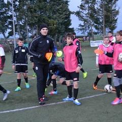 Visita tecnico Luca Corona Juventus Academy