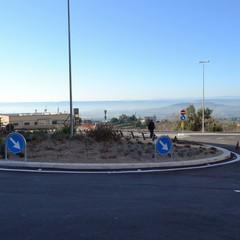 Inaugurazione via La Martella 4 corsie
