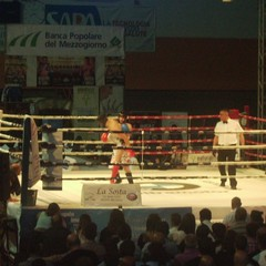 Kick Boxing Di Cuia campione del mondo