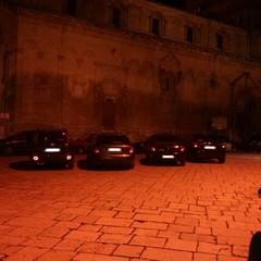 I parcheggi notturni in zona Duomo