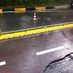 Problemi post forte pioggia