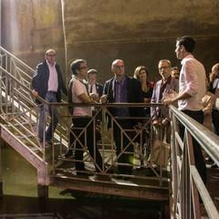 La commissione europea incontra la città