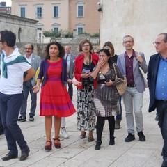 Visita commissione europea