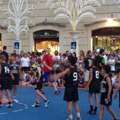 Minibasket in piazza