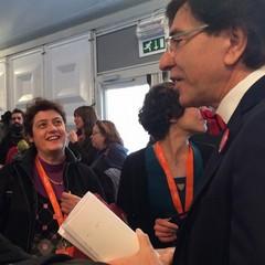 Matera 2019 ospite d'onore anche all'inaugurazione di Mons 2015