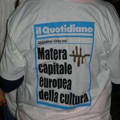 Matera eletta Capitale Europea della Cultura 2019