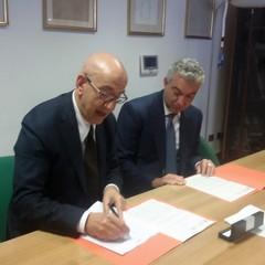 Firmato il protocollo d'intesa tra Comune di Matera e Invitalia