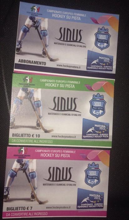 Campionato europeo femminile di hockey su pista