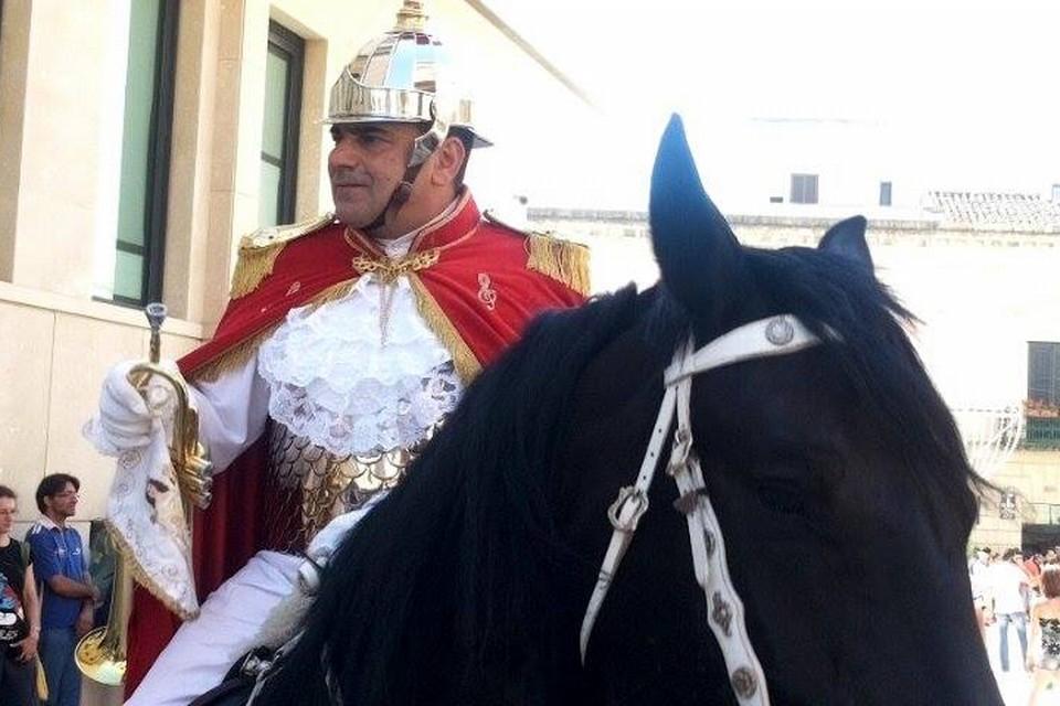 Corteo dei Cavalieri