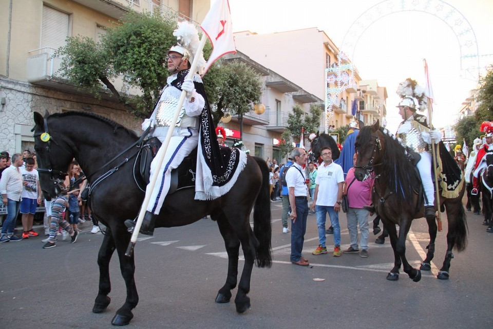 Solenne Processione del Carro Trionfale