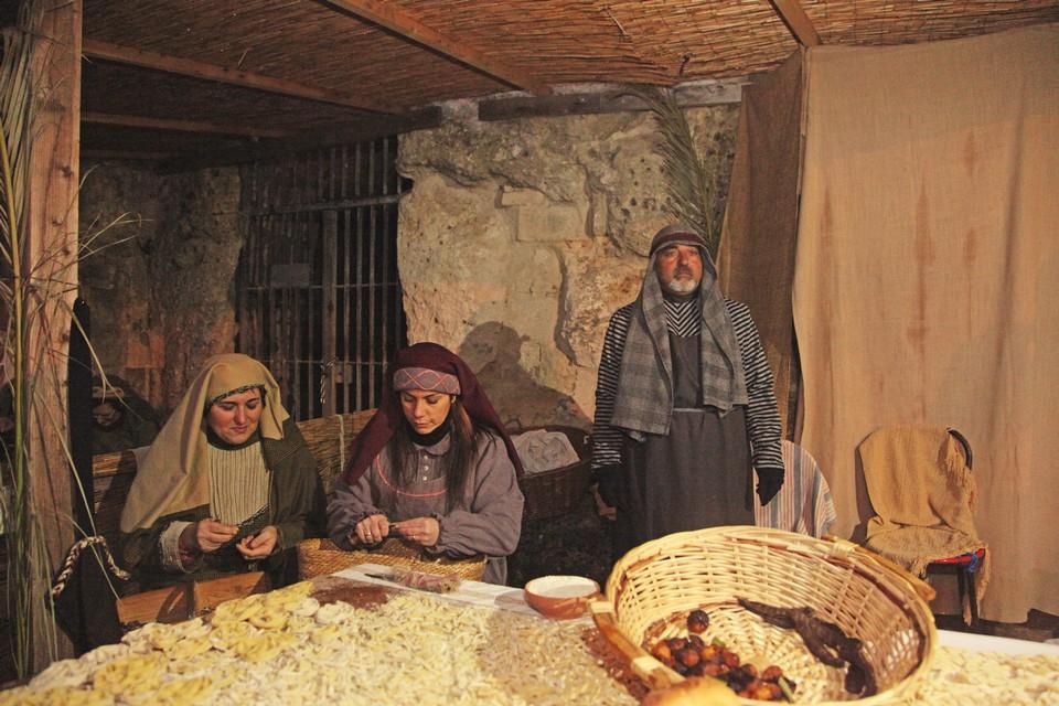 Presepe Vivente nei Sassi di Matera