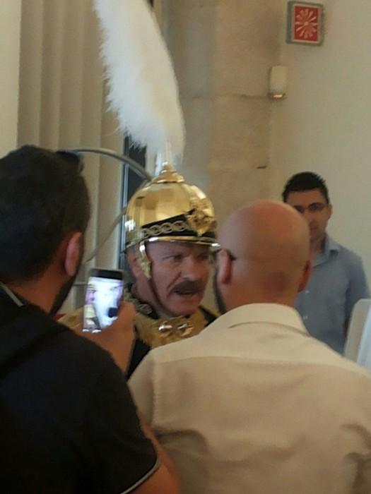 Vestizione Generale 2016