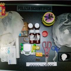 sequestro droga polizia