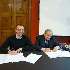 I sindaci Ricci e De Ruggieri
