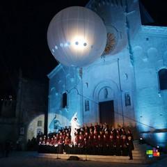 Compagnia dei folli in piazza Duomo