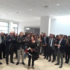 Rettrice Aurelia Sole nel nuovo Campus UniBas