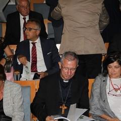 Prefetto Bellomo - Vescovo Caiazzo - Rettrice UniBas Sole