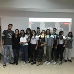 """Premiazione """"Lucania Future Lab"""""""