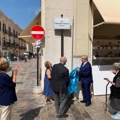 intitolazione via Corazza- Via Guerrieri
