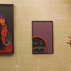 inaugurazione mostra I colori di Ortega tra Matera e il Cilento