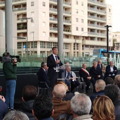 inaugurazione Stazioen Matera Centrale