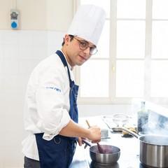 Cuoco di Matera Michele Di Già