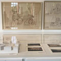 Matera alla triennale Milano -mostra Aymonino
