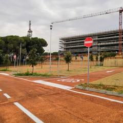 parcheggio rione Lanera