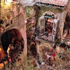 Mostra in vaticano-Presepe di Daddiego