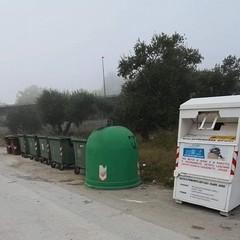 raccoglitori rifiuti matera