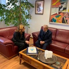 Incontro Viceministro Castelli con Sindaco e Confapi
