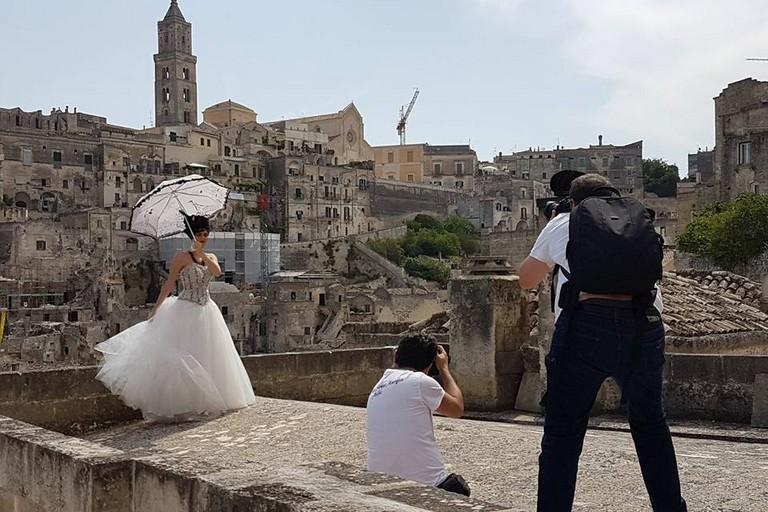 Grande successo per Shooting Street Murgia MGL a Matera