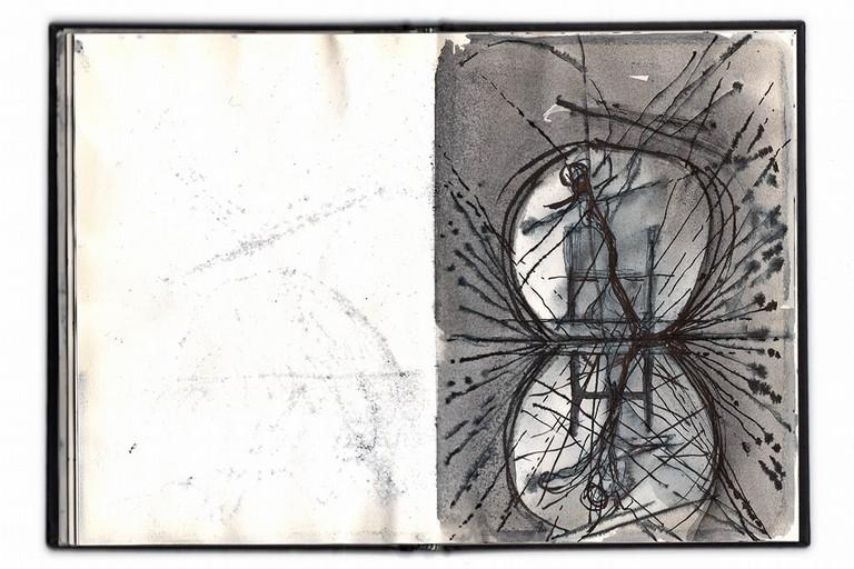 Alfredo Pirri: disegni del progetto Idra