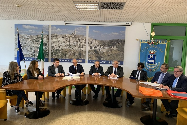 accordo Green Jobs- Matera 2019