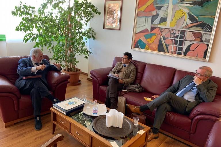 visita ambasciatore Cuba