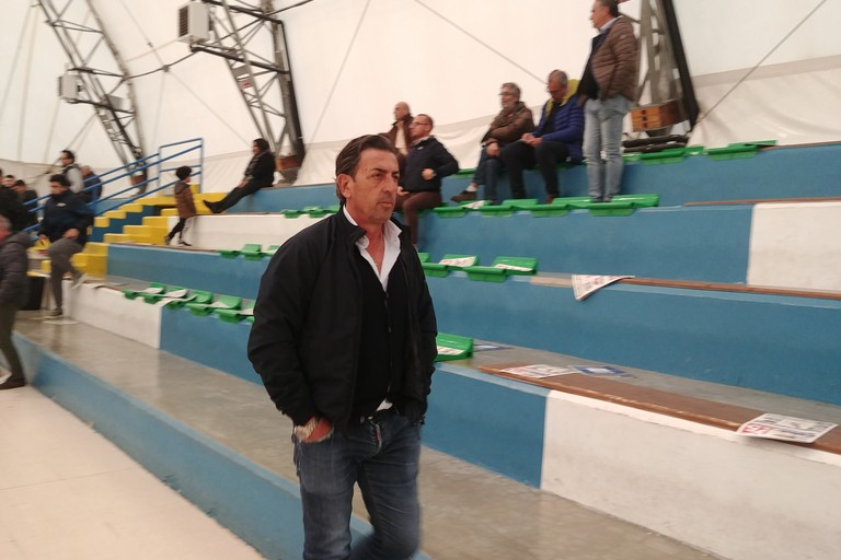 Angelo Bommino, ex allenatore Real Team Matera