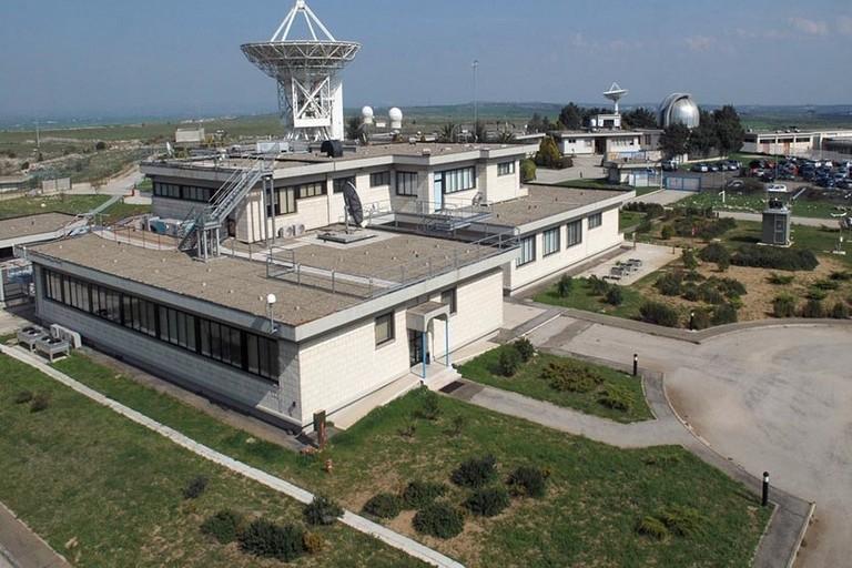 centro geodesia spaziale-