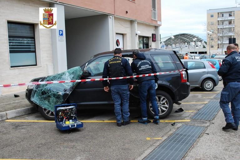 Esplosione dell'auto di Cifarelli