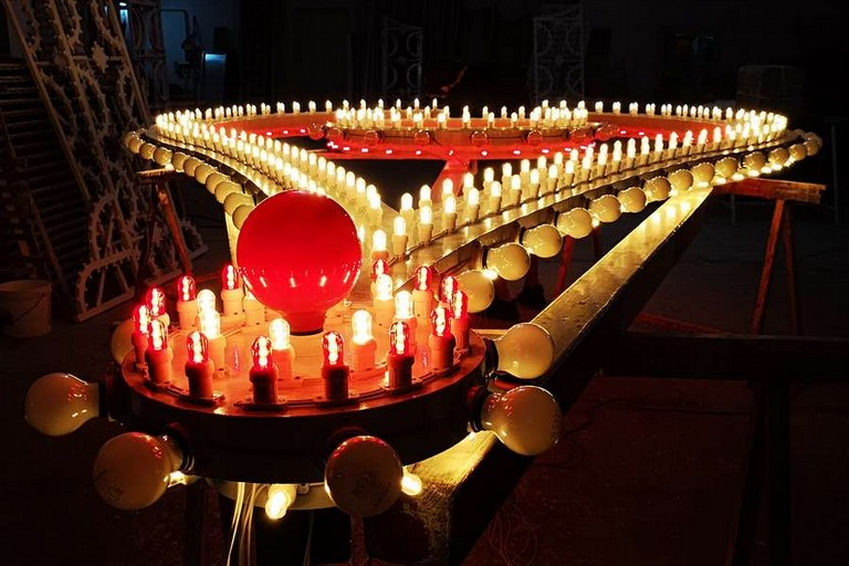 Lumen - puntatori luminosi aziMat
