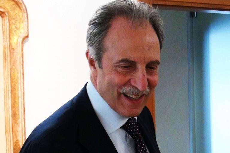 """""""Orgoglioso di essere presidente dei lucani"""""""